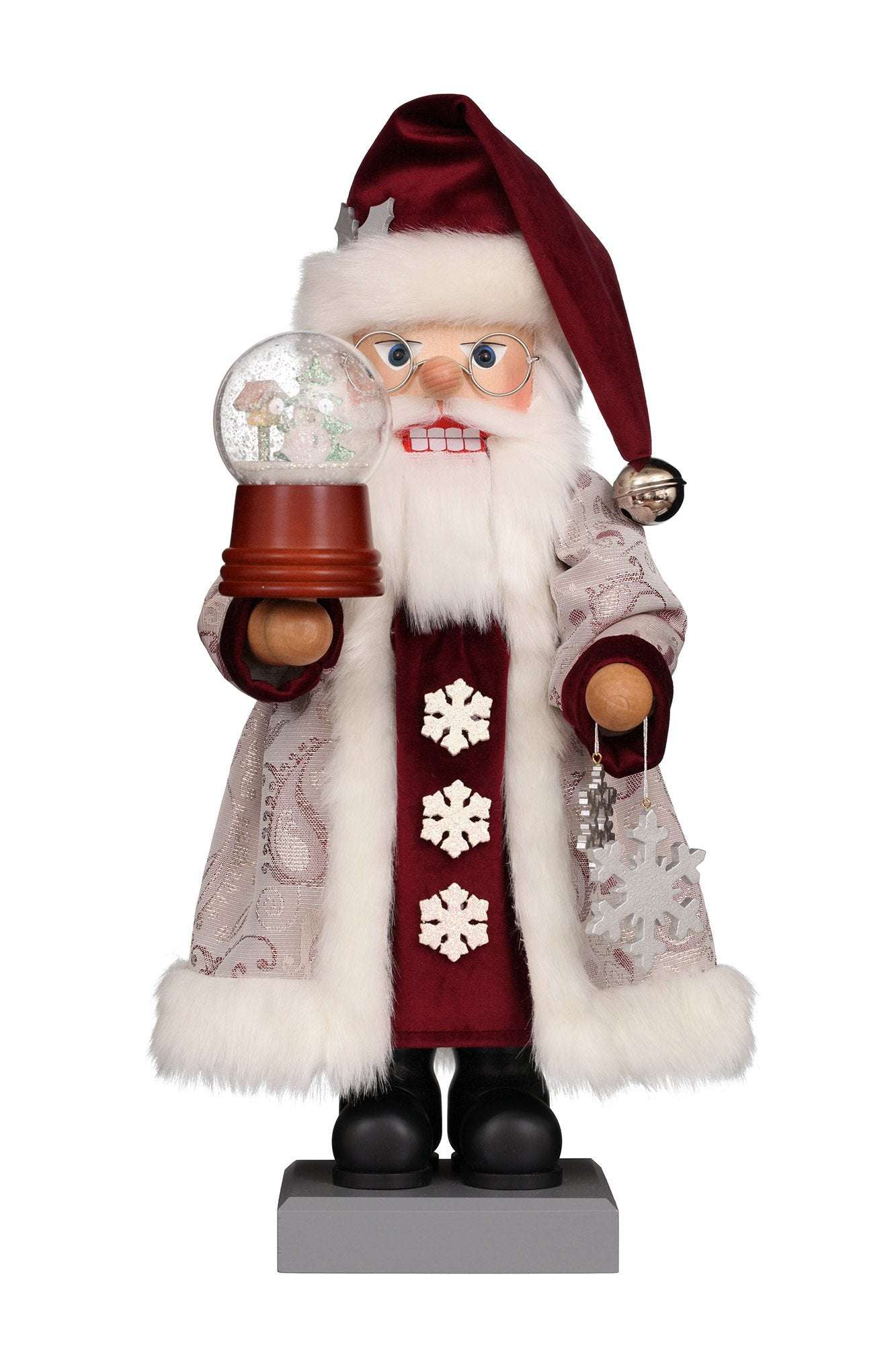 Nutcracker (Premium Collector's Edition) - Snowglobe Santa