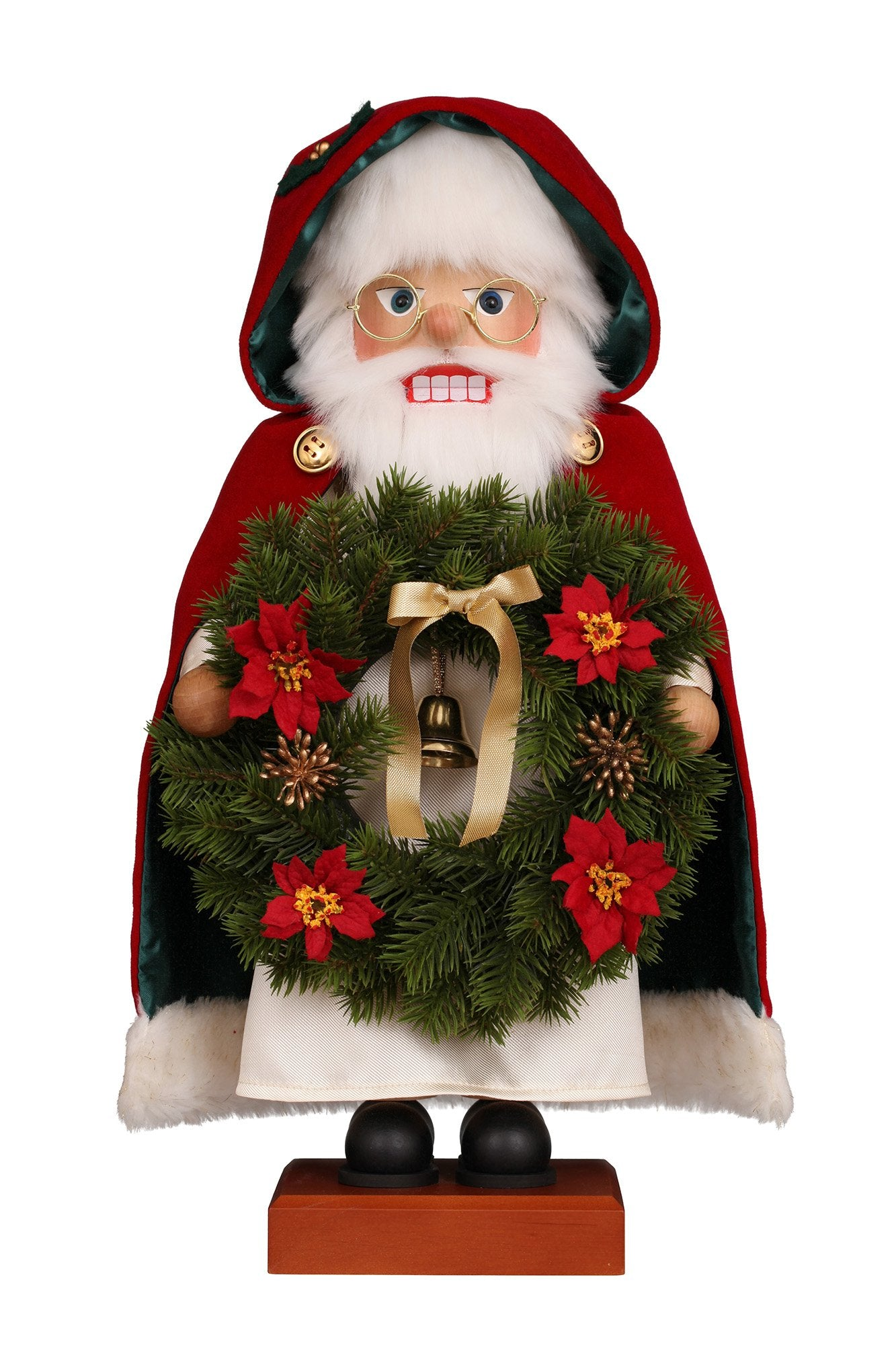 Nutcracker (Premium Collector's Edition) - Santa with Wreath