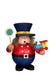 Incense Burner - Premium - Colourful train conductor