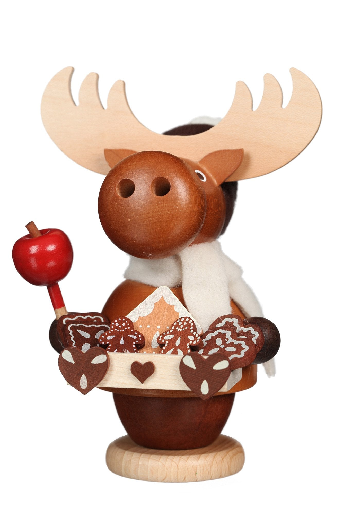 Incense Burner - Mini - Treats the Reindeer