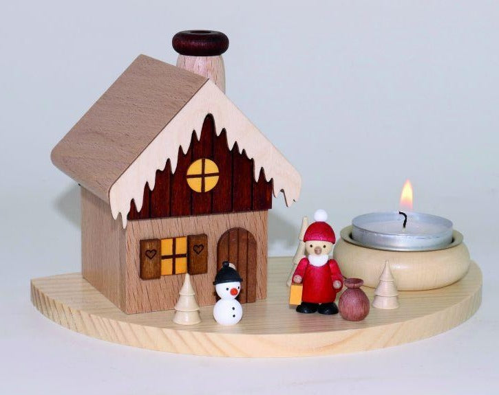 Incense Burner (House) - Paul's Santa House