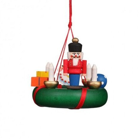 Advent Wreath (Nutcracker) - Christmas Tree Decoration