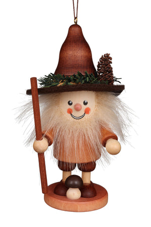 Large gnome Christmas tree decoration -  Forest Wanderer