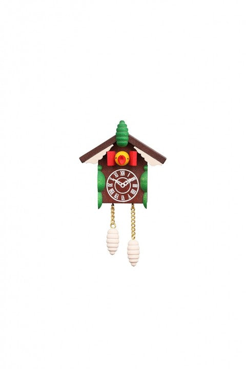 Fridge Magnet - Petite Cuckoo Clock