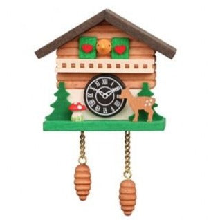 Fridge Magnet - Alpine Lodge Cuckoo Clock
