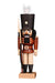 Nutcracker (Small) - Soldier in Natural Tones