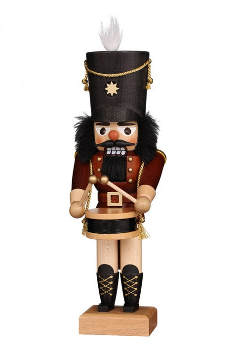 Nutcracker (Small) - Drummer in Natural tones