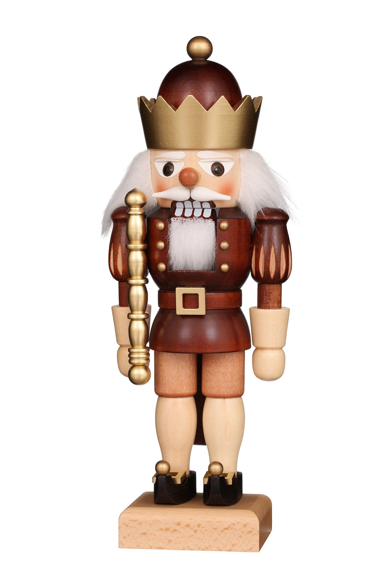 Nutcracker (Small) -  Golden King