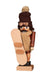 Nutcracker (Small) -  Snowboarder