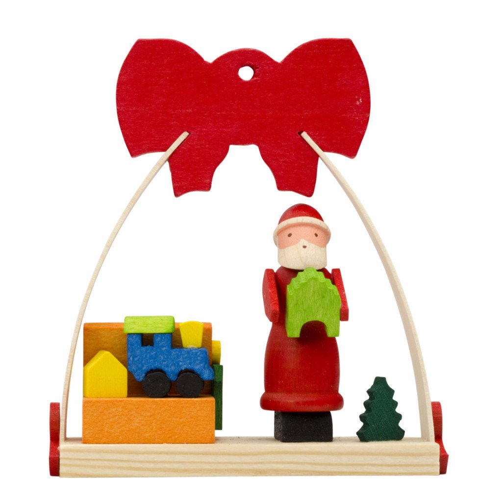 Dressed in a Bow - Christmas tree decoration - Colourful presents for everyone