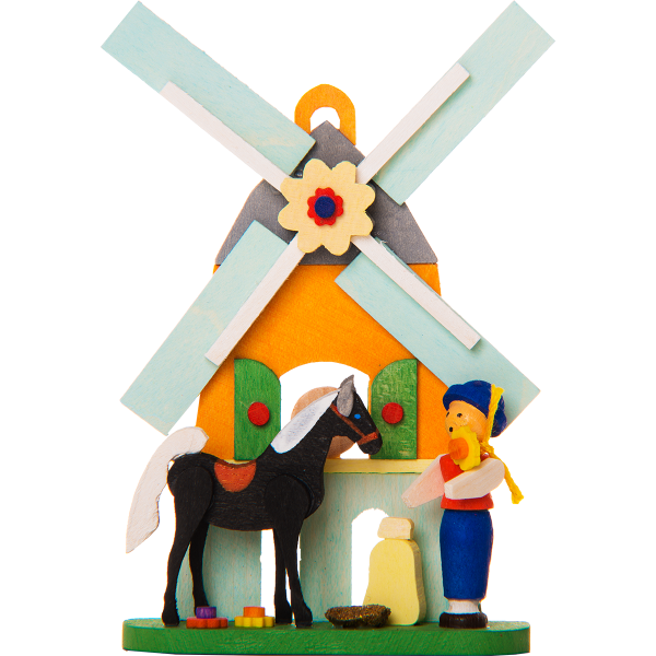 Dutch Windmill - Christmas Tree Decoration