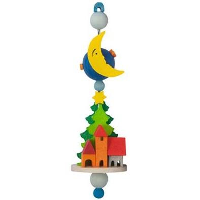 Starry Spindle (Christmas Village) - Christmas Tree Decoration