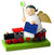 Little Angel Figurine - Guardian Angel on Train