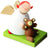 Little Angel Figurine - Guardian Angel with Teddy Bear
