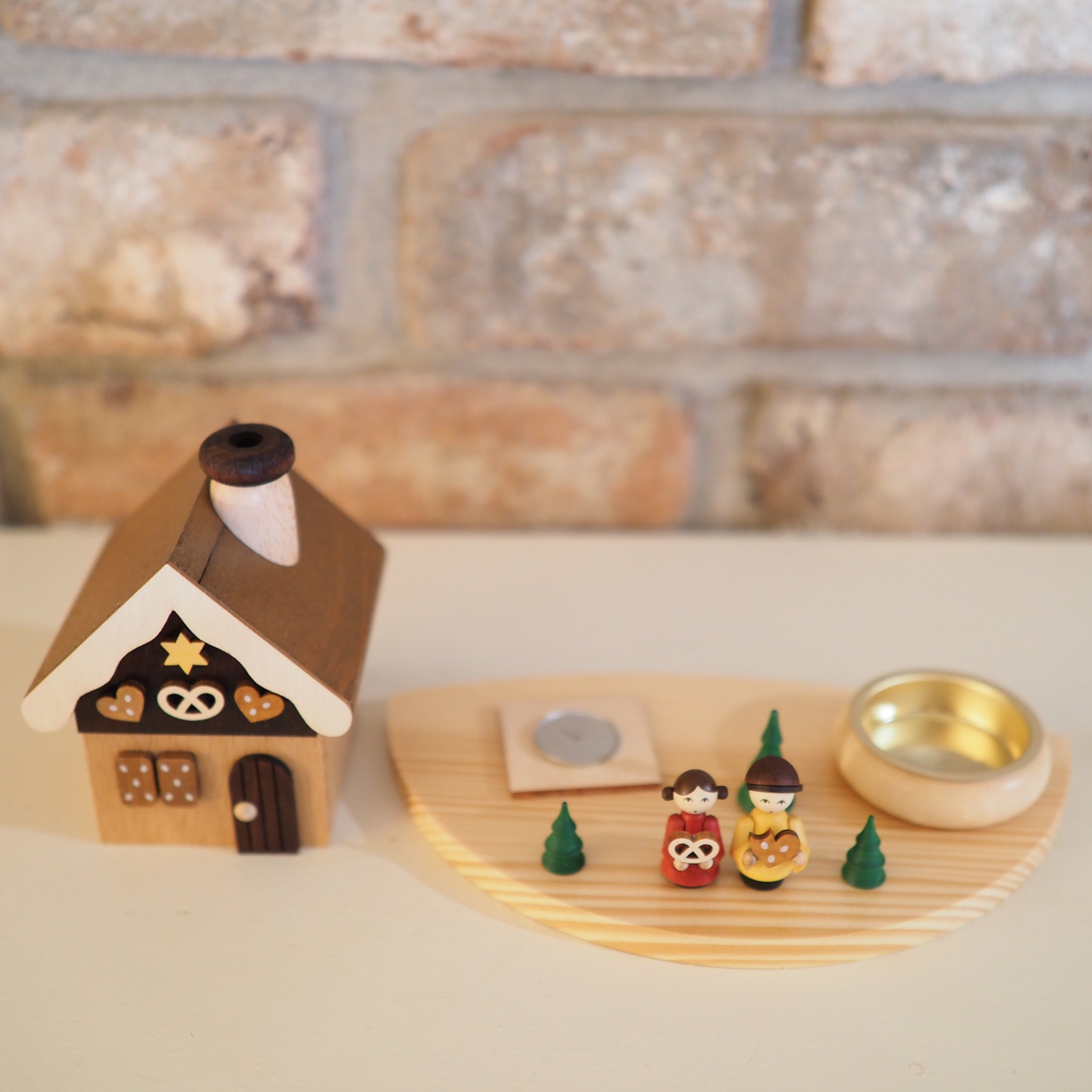 Incense Burner (House) - Paul's Cookie House