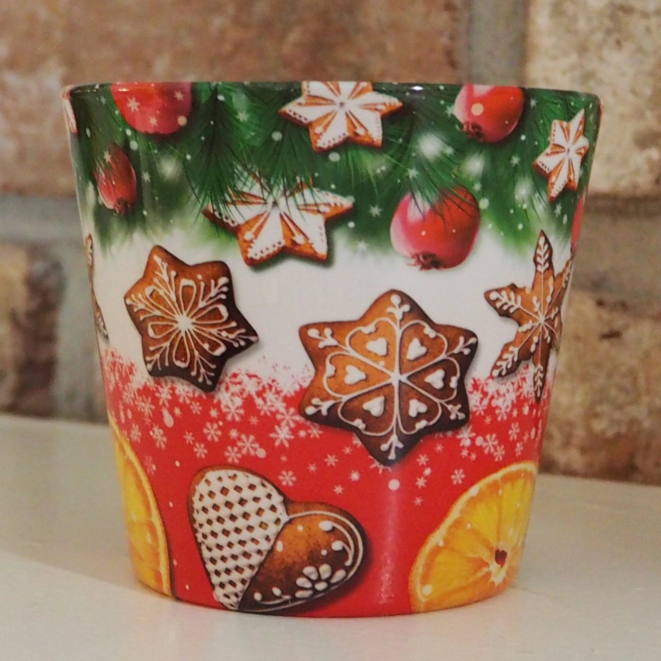 Christmas Scented Candle - Christmas Cookies