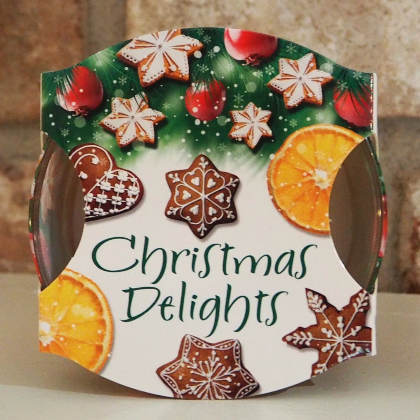 Christmas Scented Candle - Christmas Delights