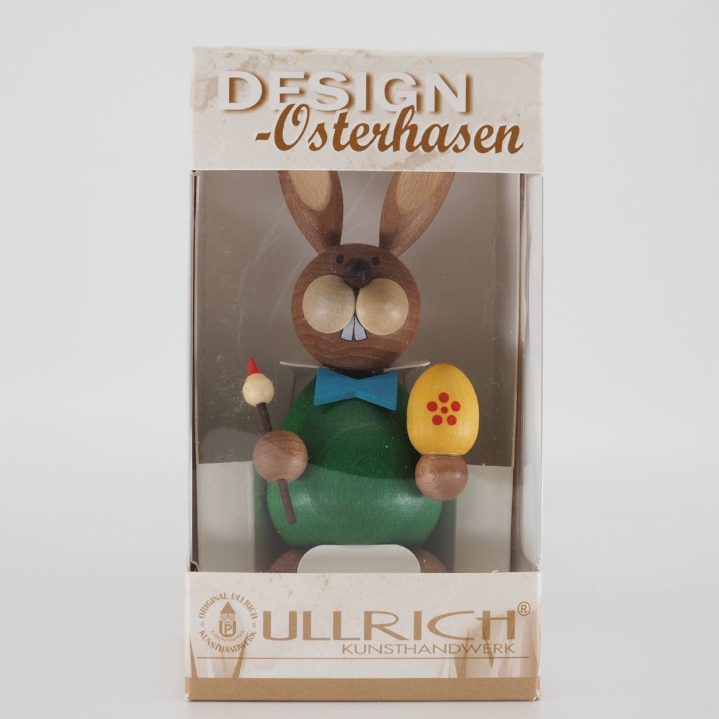 Osterhase Collectible - Bunny Boy Painting Eggs