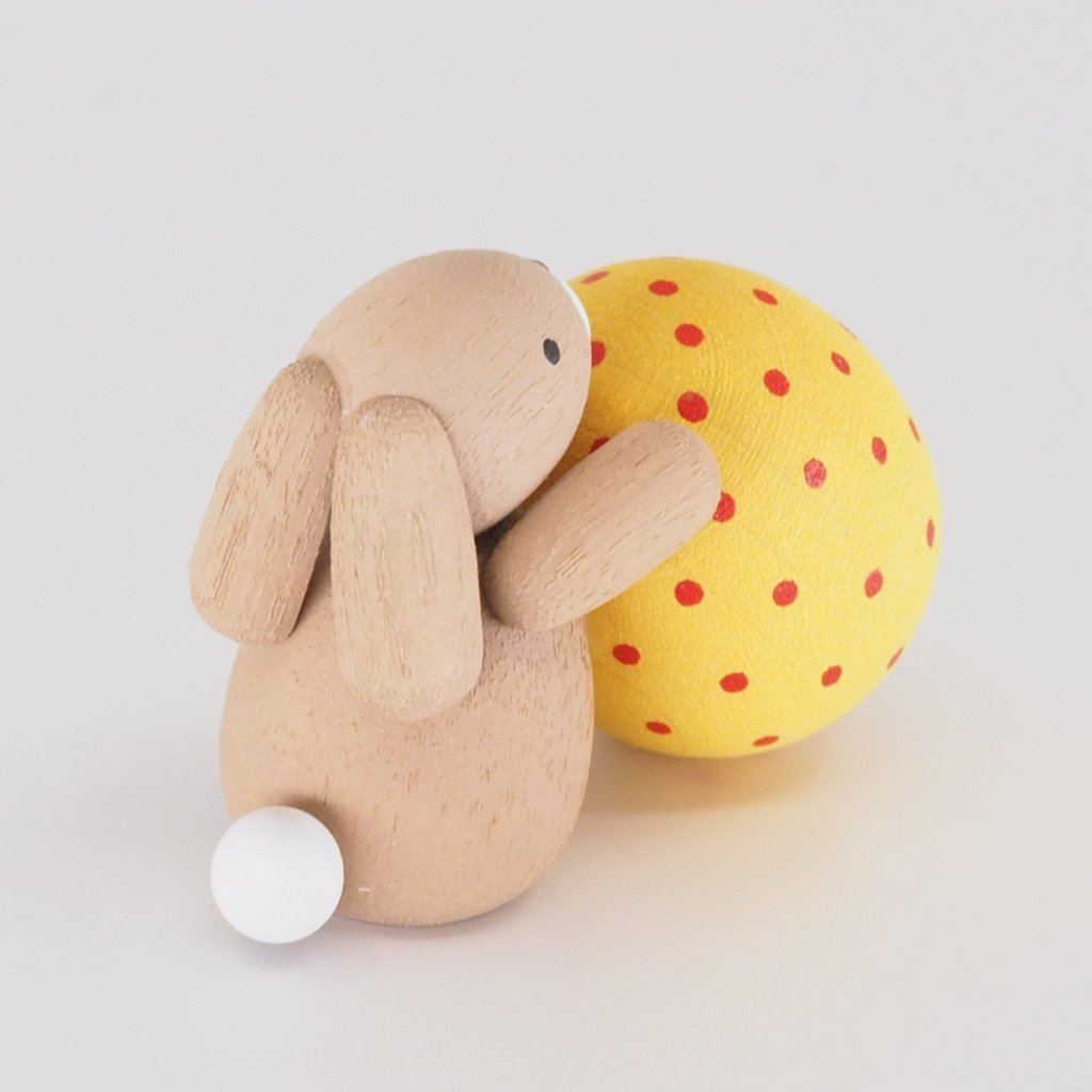 Premium Easter Bunny - Easter Bunny with egg