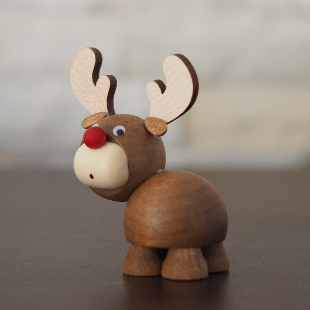 Weihnachtsmann Collectibles - Rudolph the Red-nosed Reindeer