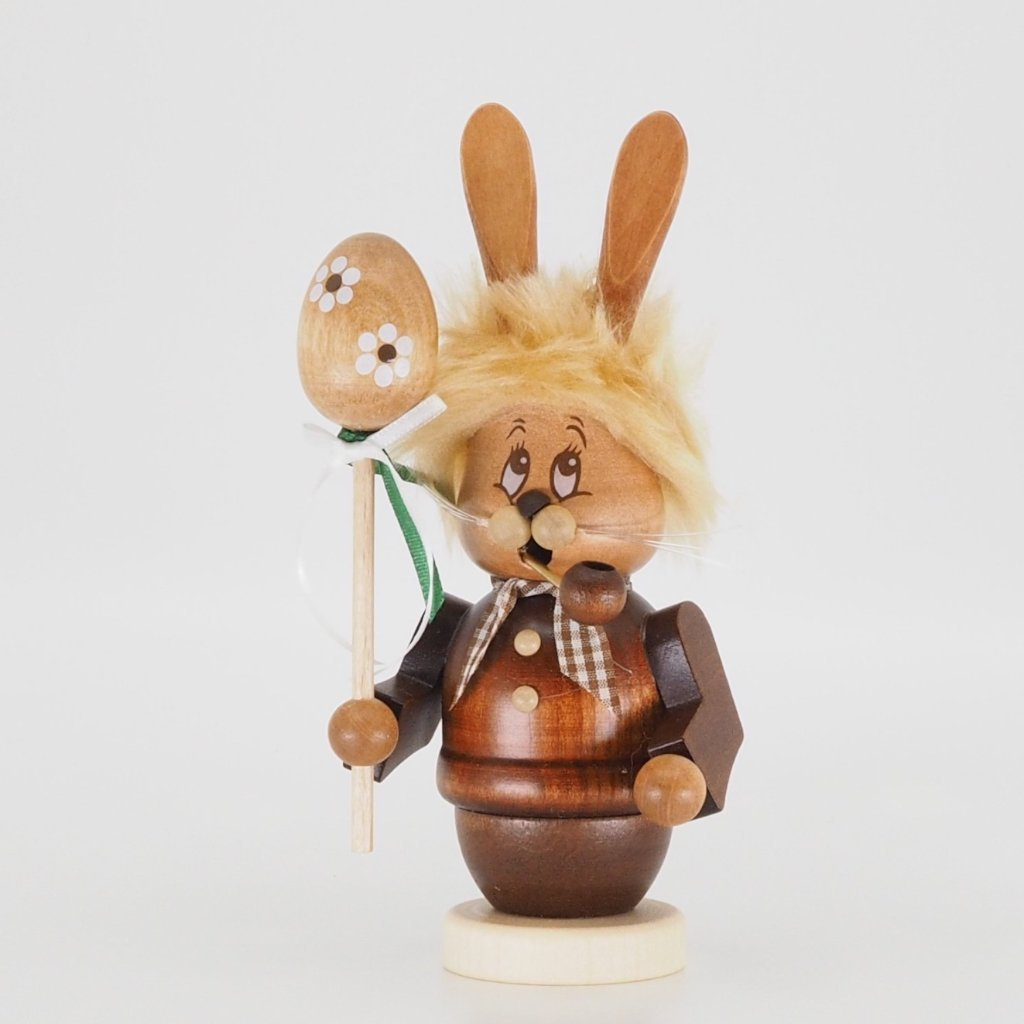 Easter Incense Burner (Small) - Bunny Boy with Maypole