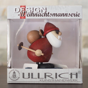 Weihnachtsmann Collectibles - Ski Racing Santa