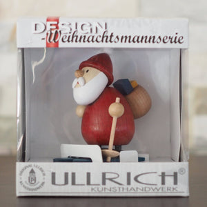 Weihnachtsmann Collectibles - Santa Skiing