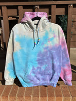 LXIX classic beaded hoodie - small