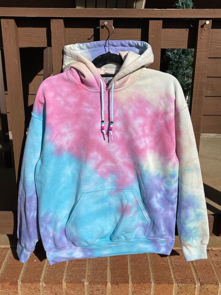 LXIX classic beaded hoodie - medium