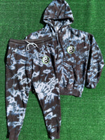 unisex logo patch sweatsuit - large