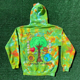 Urban Farms LA LXIX tie dye hoodie - small