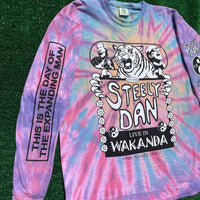 SD live in wakanda tee - XL