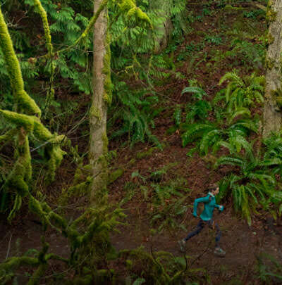 Trail Running Mujer | Patagonia Chile