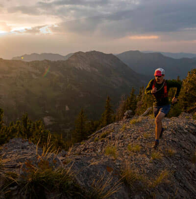 Trail Running Hombre | patagonia Chile