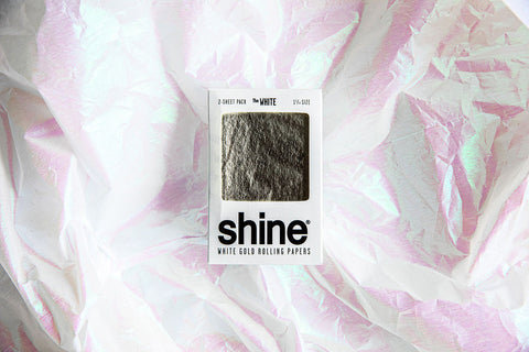 "Shine® White Gold 2-sheet Pack - ""The White"""
