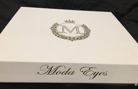 Moda Eyes colored Contact lenses 7 pair Gift pack