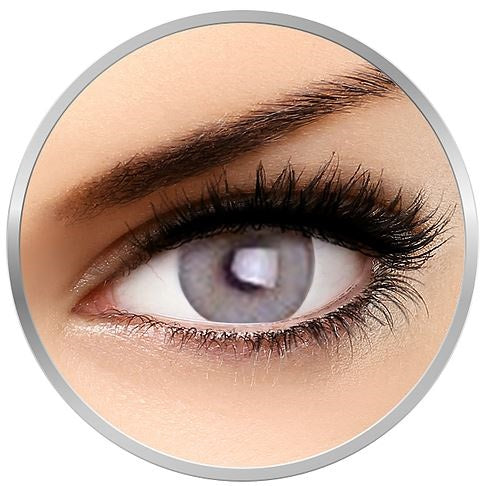 Moda Eyes Nightsky Grey Colored contact lenses