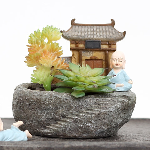Little Buddha Temple Garden