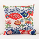 Japanese Sofa Cushion Case