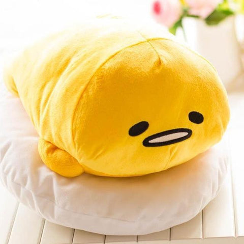 Gudetama Lazy Egg Plush Pillow