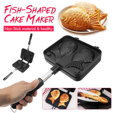Home Non-Stick Taiyaki Maker