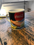 Coca-Cola Tasse Delicious and Refreshing