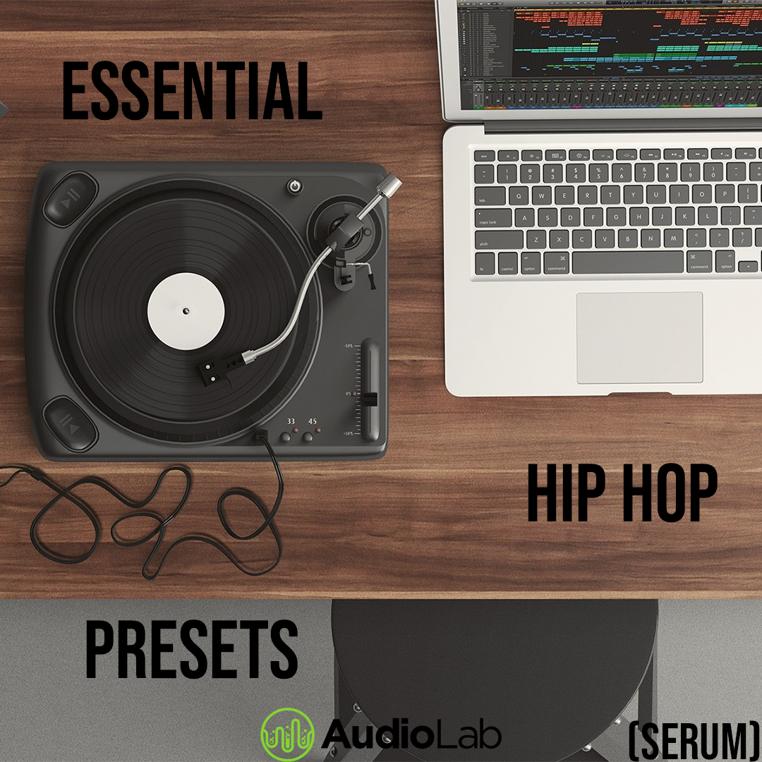Essential Hip Hop Presets - Serum