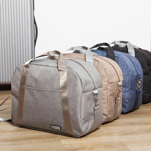 Cationic Single Shoulder Baggage Travel Clothing Storage Bag Large Lapacity Bag Travel Storage Bag