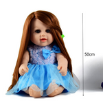 Hot Sale Soft Baby Doll Simulated Babies Sleeping Dolls Children Toys Gift
