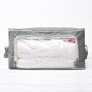 2020 New Non-woven Storage Bag Organizer Bag with Visible Window