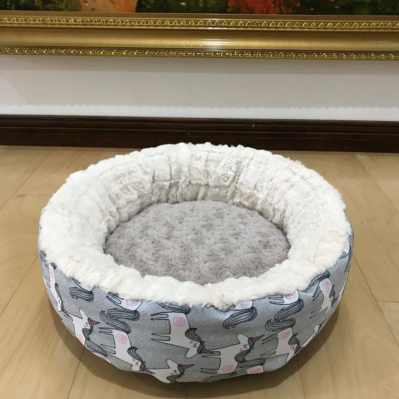 Cat Nest Winter Warm Kitten Sleeping Bag Puppy Teddy Little Dog Nest