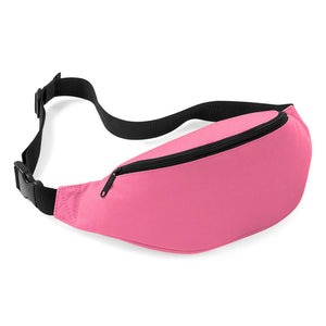 Women Waist Pack Waterproof Nylon Chest Bag Travel Storage Bags Passport Organizer
