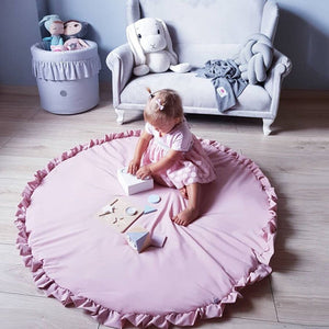 Children's Play Carpet Crawling Mat Decorated with Children's Room Mat