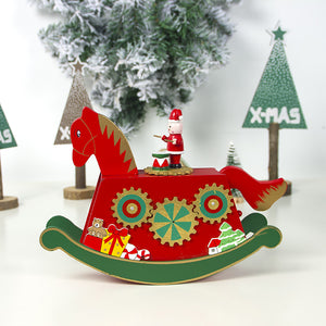 Christmas Music Box Gift, Christmas Gift